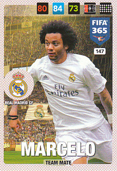 Marcelo Real Madrid 2017 FIFA 365 #147