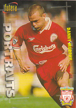 Danny Murphy Liverpool 1998 Futera Fans' Selection #42
