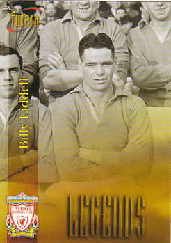 Billy Liddell Liverpool 1998 Futera Fans' Selection #50