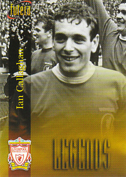 Ian Callaghan Liverpool 1998 Futera Fans' Selection #53