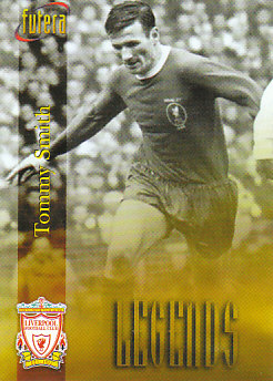 Tommy Smith Liverpool 1998 Futera Fans' Selection #63