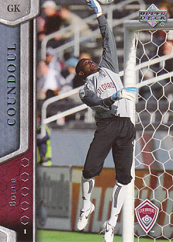 Bouna Coundoul Colorado Rapids UD MLS 2007 #17