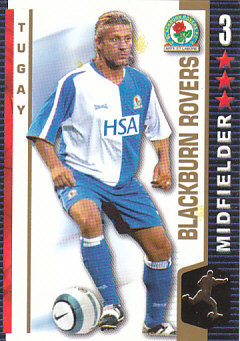 Tugay Blackburn Rovers 2004/05 Shoot Out #67