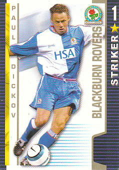 Paul Dickov Blackburn Rovers 2004/05 Shoot Out #70