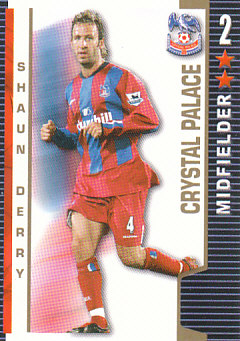 Shaun Derry Crystal Palace 2004/05 Shoot Out #138