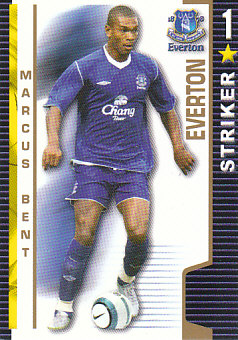 Marcus Bent Everton 2004/05 Shoot Out #162