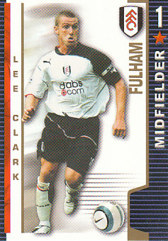 Lee Clark Fulham 2004/05 Shoot Out #175