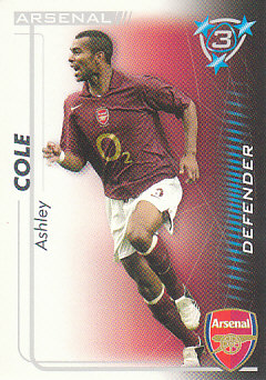 Ashley Cole Arsenal 2005/06 Shoot Out #2