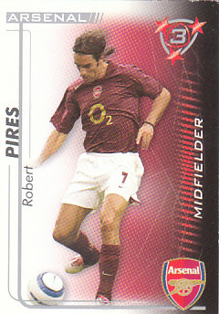 Robert Pires Arsenal 2005/06 Shoot Out #9