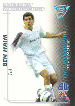 Tal Ben Haim Bolton Wanderers 2005/06 Shoot Out #77