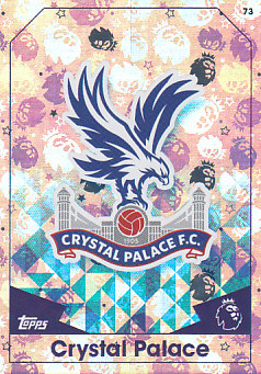 Club Badge Crystal Palace 2016/17 Topps Match Attax #73